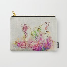 Untitled Melodies Carry-All Pouch
