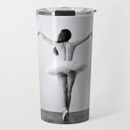 The Dying Swan Travel Mug