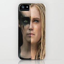 Two Bodies, One Soul iPhone Case