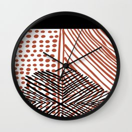Limo-B Wall Clock