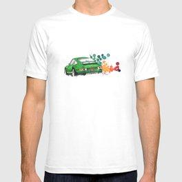 Singer vehicles Porsche 911 T-shirt