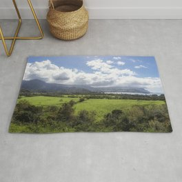 A Land Called Hanalei Rug