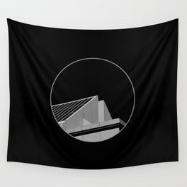 Silent Lucidity Wall Tapestry