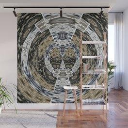 Frame Oddity 3D Funnel Wall Mural