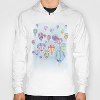 ballon Hoodies featuring Hot Air Ballon Festival by J Square Presents