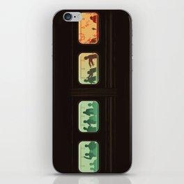 Ground Zero - Zombie Subway iPhone Skin