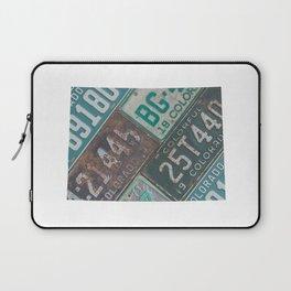 Vintage Colorado Laptop Sleeve
