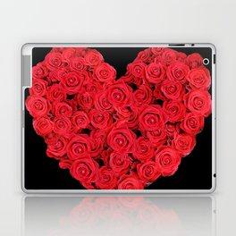 Love hearts II Laptop & iPad Skin