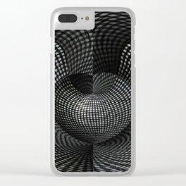 Dimensional Clear iPhone Case