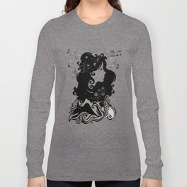 spring rain - by Viviana Gonzalez Long Sleeve T-shirt