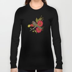 Contented Constance Long Sleeve T-shirt