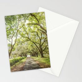 A Walk Through Time Stationery Cards