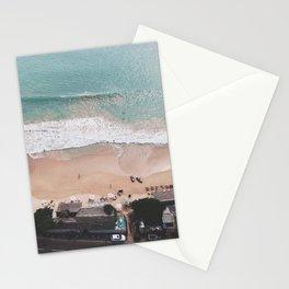 Aerial Mirissa Beach, Sri Lanka 3 Stationery Cards