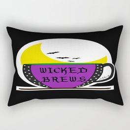 Wicked Brews Rectangular Pillow
