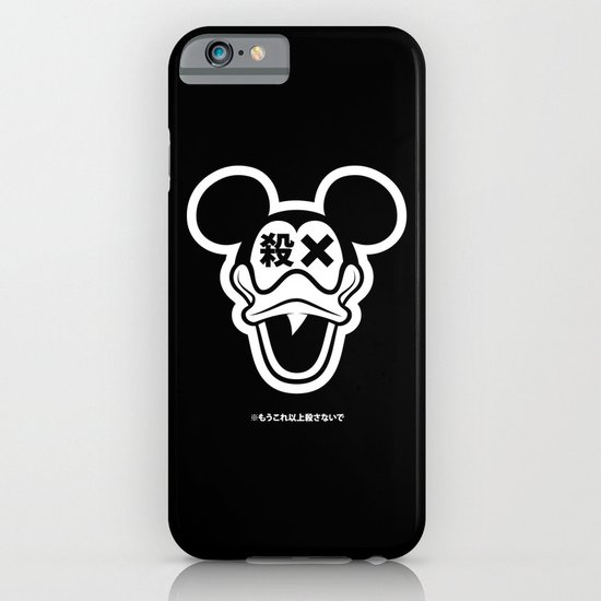 Mickey Duck iPhone & iPod Case