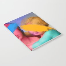 Raphael Classical Painting Remix Pop Art Notebook