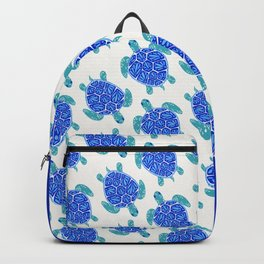 Sea Turtle – Blue Palette Backpack