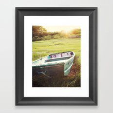 Cape  Framed Art Print