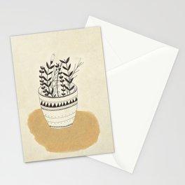 Flower Pot Stationery Cards