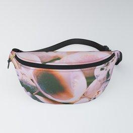 Seashells-Pink Fanny Pack