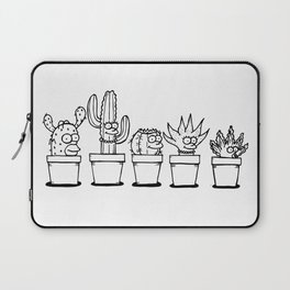 The Succulents Laptop Sleeve