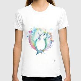 Bubbly Belugas T-shirt