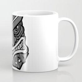 Dots in Tiki Coffee Mug