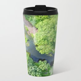 Water Overlook Metal Travel Mug