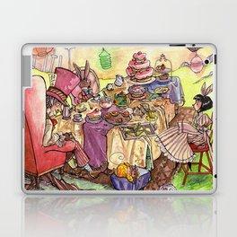 Mad Tea Party Laptop & iPad Skin