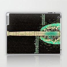 Breathing music Laptop & iPad Skin