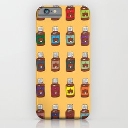Essential Oil Collection iPhone Case