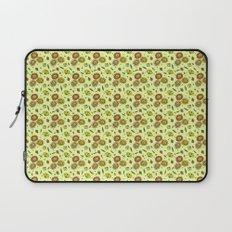 Cute Floral Laptop Sleeve