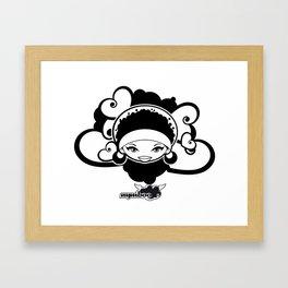 BEE-J T-SHIRT Framed Art Print