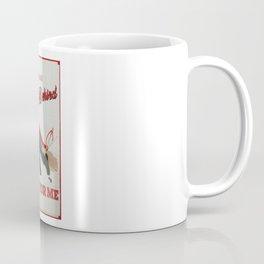 Fall Behind Coffee Mug