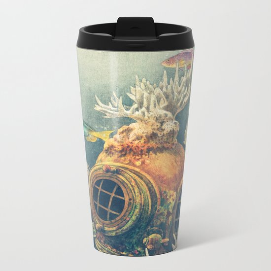 Seachange Metal Travel Mug