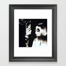 Portrait Framed Art Print