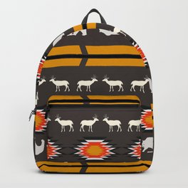 Deer and bears Backpack