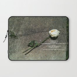 I like it, You don't, Who Cares Laptop Sleeve