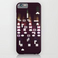 War Of The 8-Bit Worlds Slim Case iPhone 6s