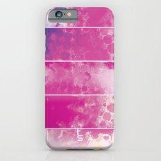Color Texture (Five Panels Series) iPhone 6s Slim Case