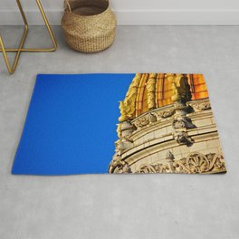 Westmoreland County Courthouse Dome Rug