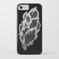 lungs iPhone & iPod Cases featuring Lungs by Sushibird