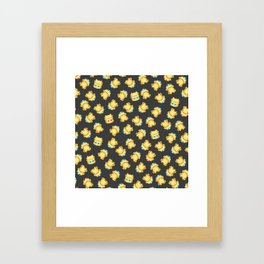 Joltik Dark Framed Art Print