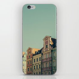 Wroclaw City Center iPhone Skin