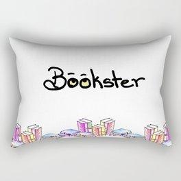 Bookster Rectangular Pillow