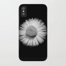 Fleabane B and W Slim Case iPhone X