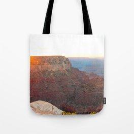 South Rim Sunset Tote Bag