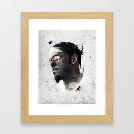 Cole World Framed Art Print