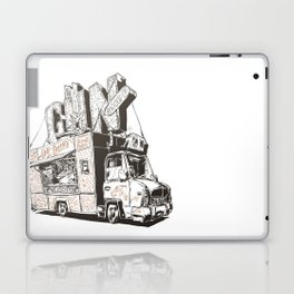 Shopping Truck Laptop & iPad Skin