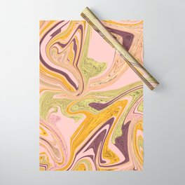 SpeckledMarble Wrapping Paper